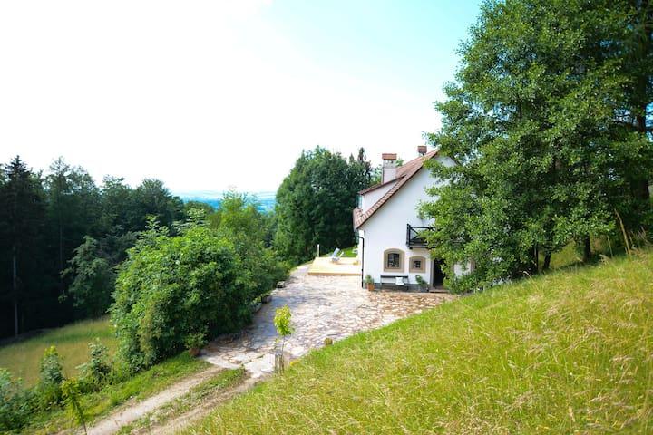 "Chalet Waldjuwel (""forest jewel"") - Maierhofen - Talo"