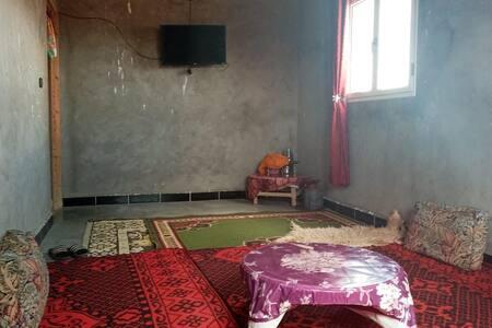 Traditional Berber Desert Home
