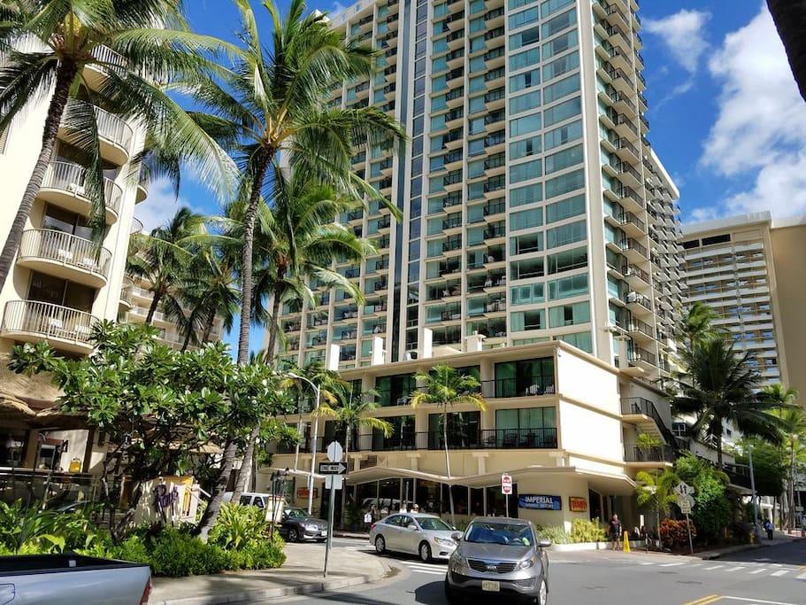 Waikiki Beach 1 Bedroom Apartments For Rent In Honolulu Hawaii United States