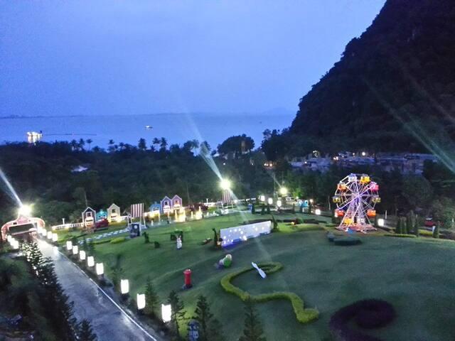 Deluxe Triple BD360ºPanorama Top Sea View Krabi T1 - Tambon Sai Thai - Boetiekhotel