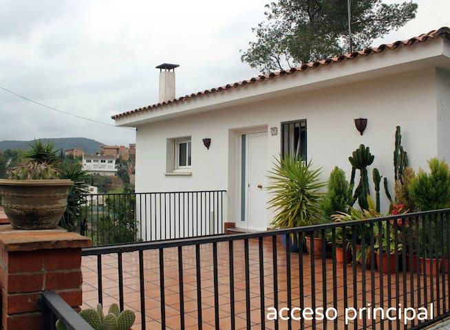 CASA CERCA DE BARCELONA Y PLAYAS HUGTB-015027 - Cervelló - Rumah