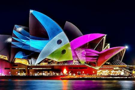 Sydney CBD, Harbour Apartment5 - Sydney
