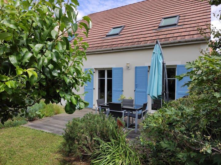 Chambre privée maison avec jardin