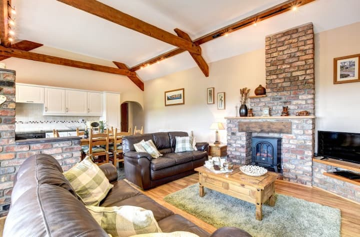 Abersoch 5 star family cottage