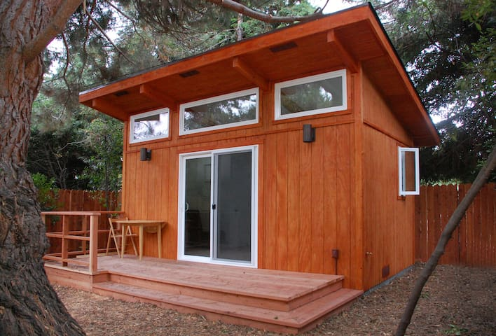 Private Eco Cottage in the heart of Silicon Valley - Palo Alto - Apartment