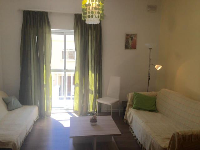 1 bedroom private apartment with balcony in Swieqi - Is-Swieqi