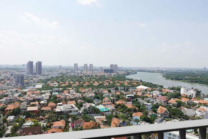 River view Apartment- Masteri Homestay Tower 3