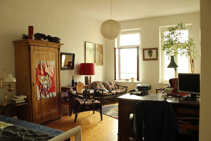 Geräumige Zweizimmer Wohnung im Zentrum Süd-Ost