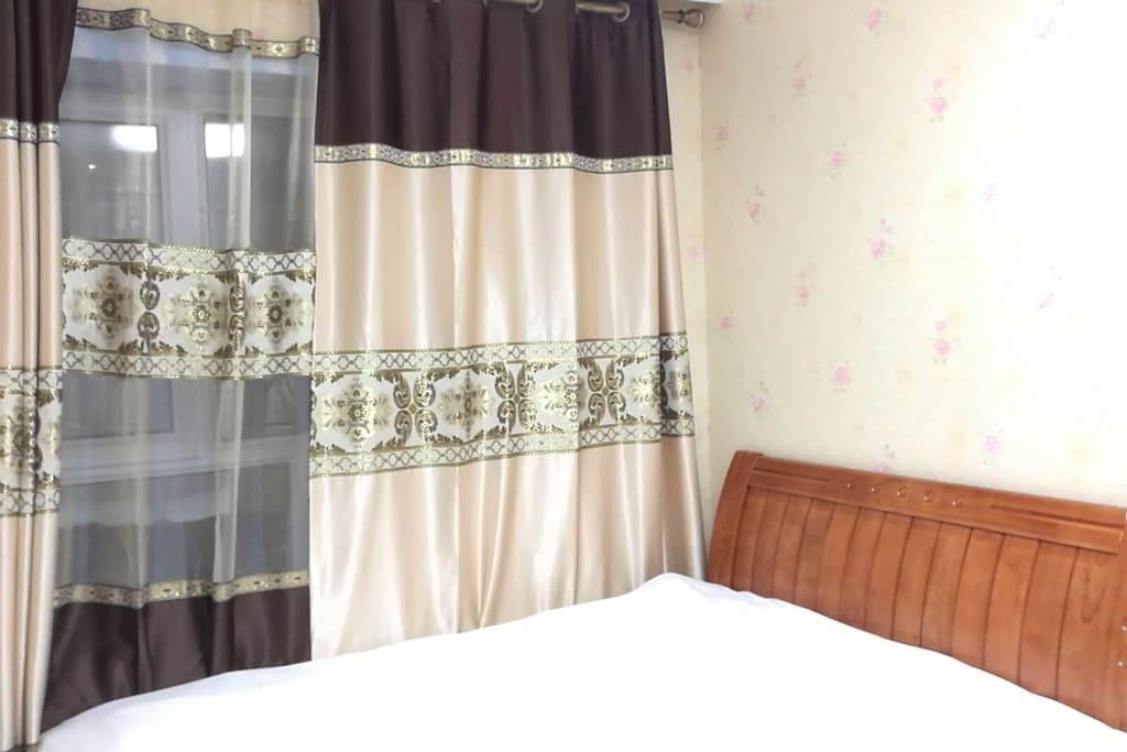 舒适温暖的大床房