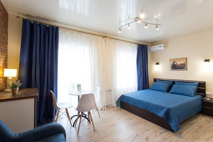 Новая квартира в самом сердце города Харькова
