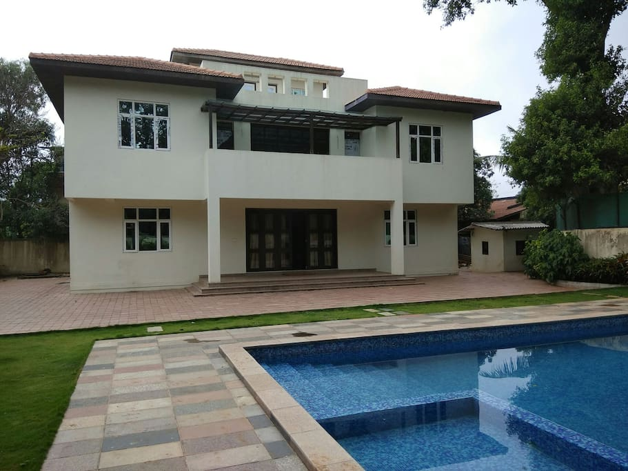 New Luxurious 6bhk Villa With Private Pool Villas For Rent In Lonavala Maharashtra India