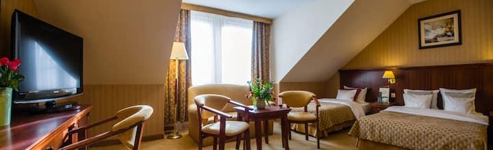 Hotel Verde - Pokój LUX RODZINNY