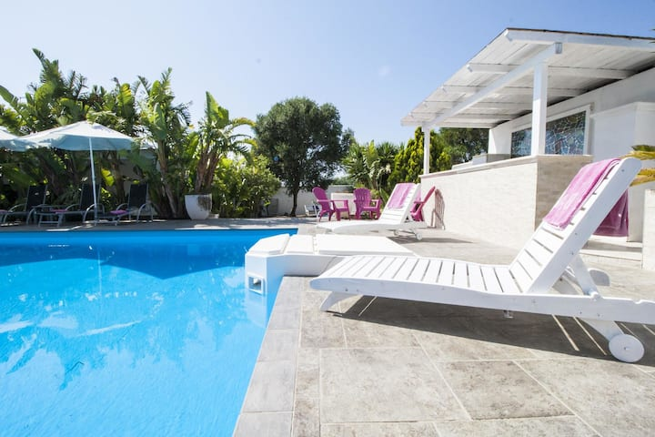 Cotriero Crystal - Vacation Rental with swimming pool in Gallipoli, Puglia