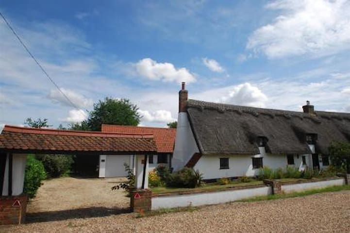 Cosy Cottage - Bury St Edmunds - Casa
