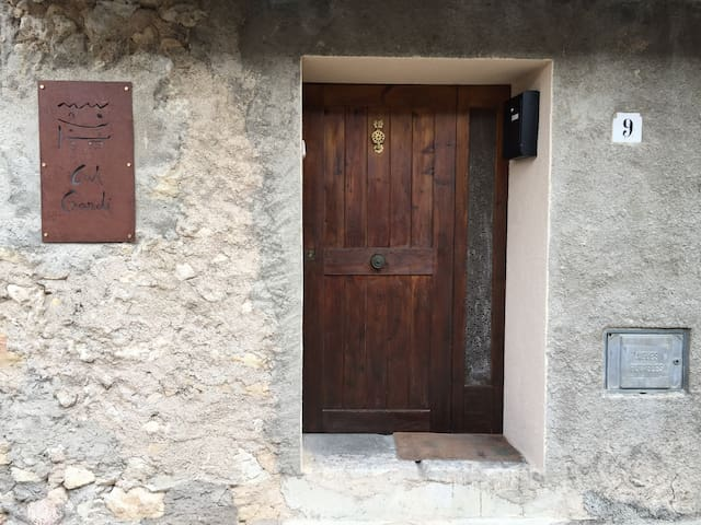 Casa Cal Gardi al Berguedà - Sant Julià de Cerdanyola - Dům
