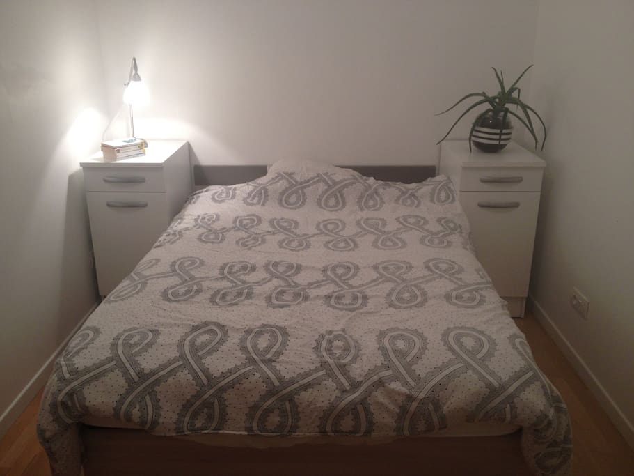 Lit double / Double bed