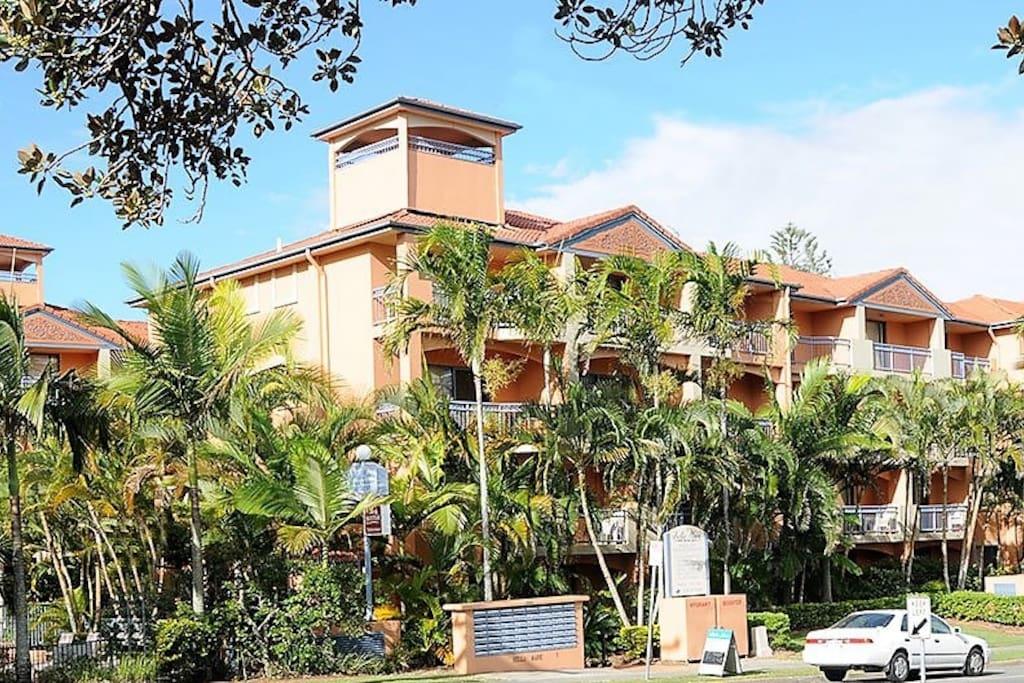 Bella Mare building