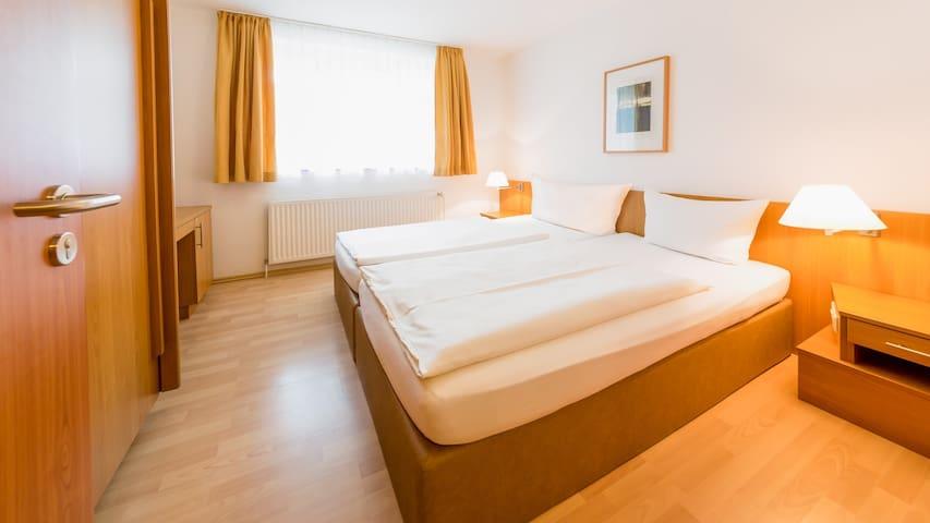 Residenz Südwesthörn, (Norderney), Ferienwohnung Typ A, 62qm, 2 Schlafzimmer, max. 5 Personen