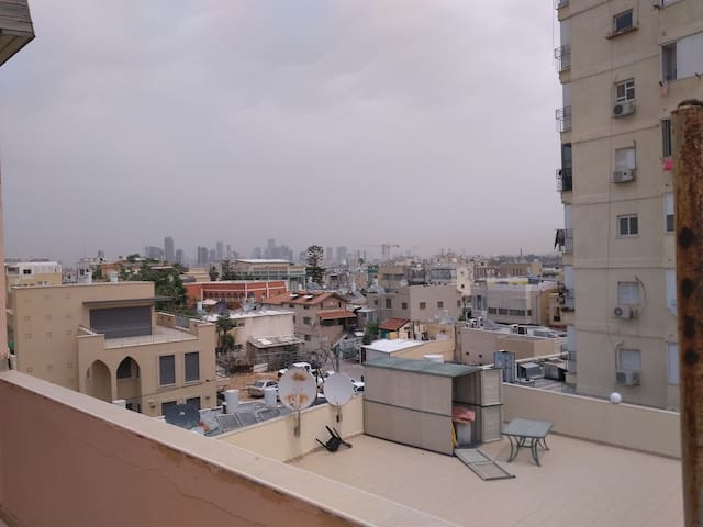 Private apartment at the heart of Jaffa