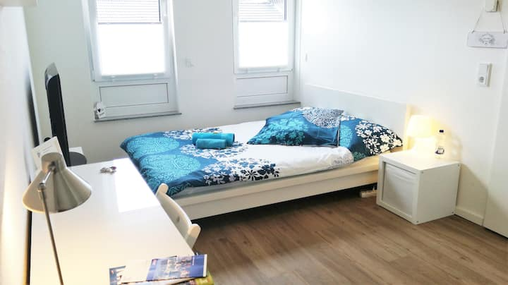 CENTRAL, quiet and nice room of 12 sqm in ALTSTADT