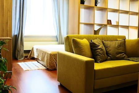 Уютная однокомнатная квартира недалеко от моря - Gelendzhik - Apartment