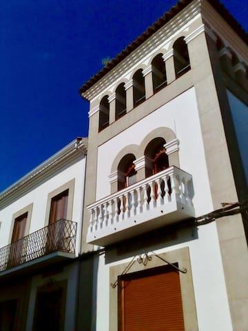 YEGROS, una casa diferente, muy especial