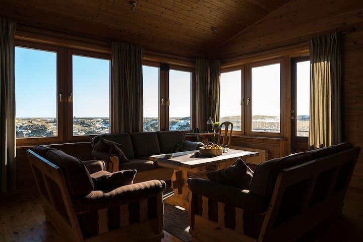 Seglbúðir - Room 2 in Villa by the River Bank