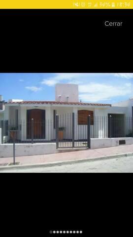 Alquiler temporario Huerta Grande! - Huerta Grande - Huis