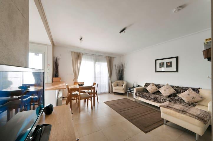 Casa Frisbee - A Murcia Holiday Villas Property