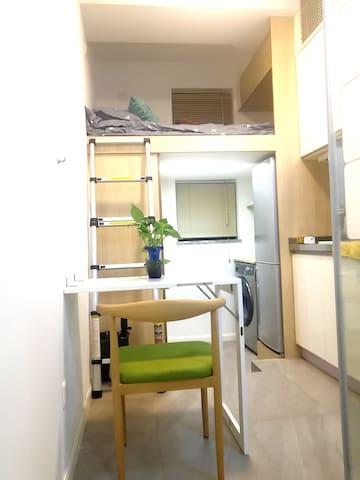 卧室(阁楼)➕客厅