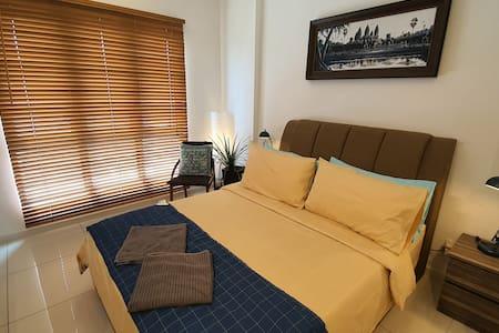 Aldridge Residence Tropical Luxury Suite @EMIRA