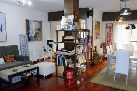 SPACIOUS,CENTRIC& MODERN FLAT +WIFI - Wohnung