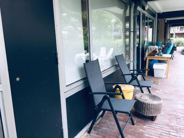 Lovely studio in Amsterdam's centre