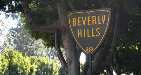 The best location in Beverly Hills 90210! REALLY!
