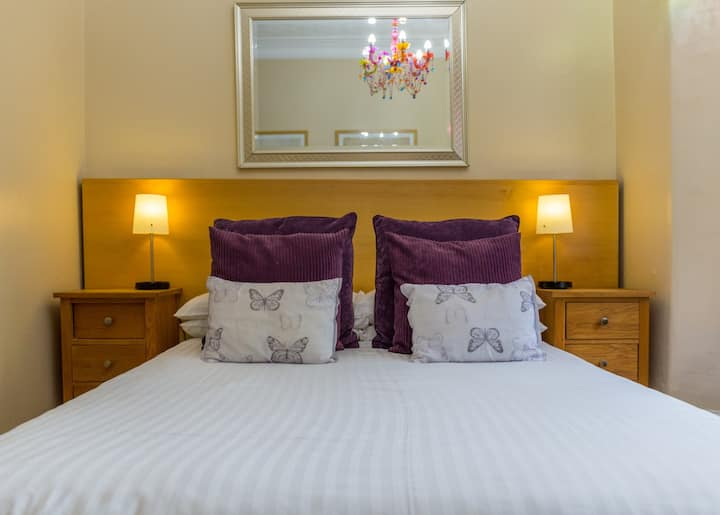 Double Room @ The Gables Guesthouse, Ambleside