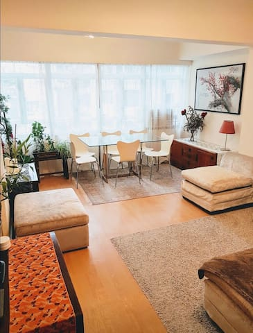 Room to rent in cosy flat
