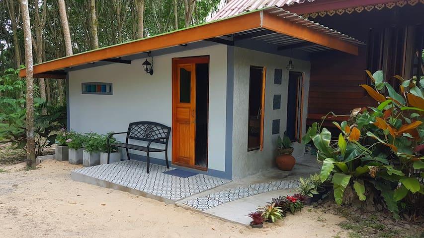 Modern small house, studio, in Chumphon