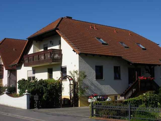 Neu! Ferienwohnung Ernst - Pettstadt - Leilighet