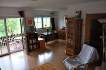 4 Zi Appartement 93qm ab 4.Juli bis 10.August 17