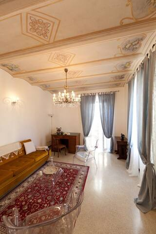 Casa zia Cianetta _ Suite - Ponte Centesimo - Bed & Breakfast
