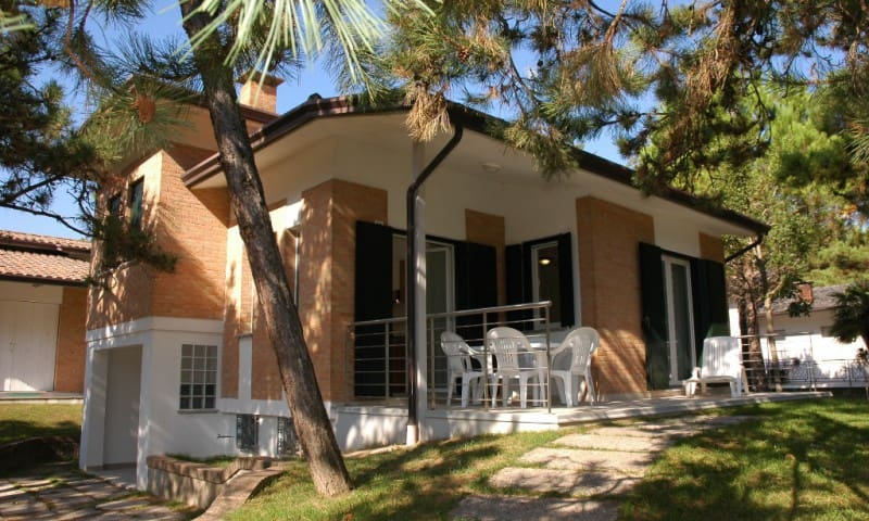 Villa Palme - modern house with beach equipment - Lignano Sabbiadoro - Villa