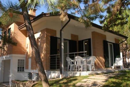 Villa Palme - casa moderna con servizio spiaggia - Lignano Sabbiadoro