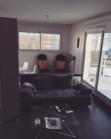 Miami Blue - Cosy x Relax Appartement - Amiens - Apartment
