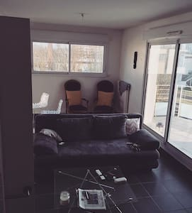 Miami Blue - Cosy x Relax Appartement - 亚眠 - 公寓