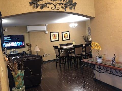 Acogedora y linda casa en Delicias