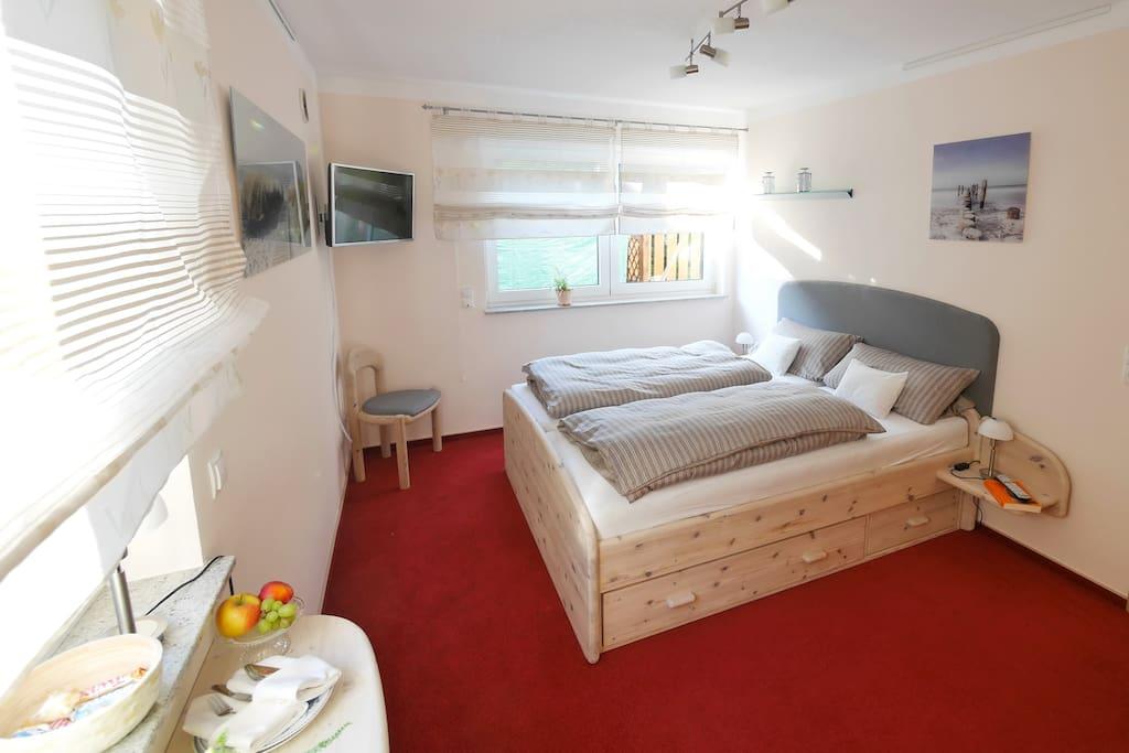 Zimmeransicht Deluxe Schlafzimmer
