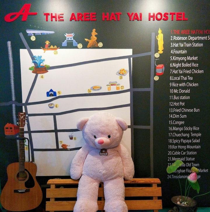 Tha Aree Hat Yai Hostel