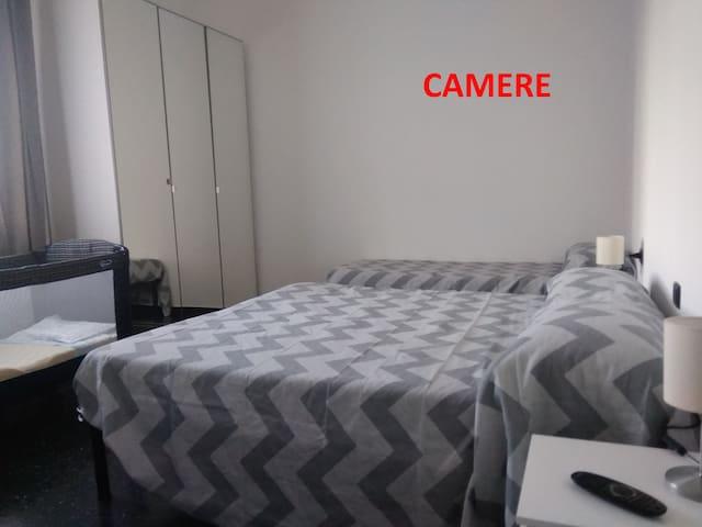 B&B Gaslini & Mare (camera con anche uso cucina) 3