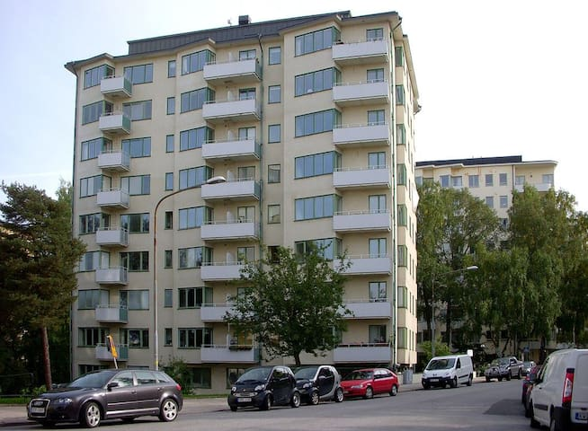 Good chance to explore stockholm with less rent - Stockholm