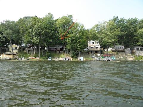Waneta Lake Cottage
